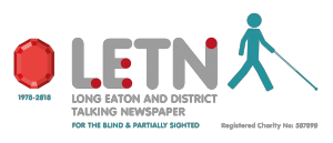 Long Eaton & District Talking Newspaper for the Blind and Partially Sighted